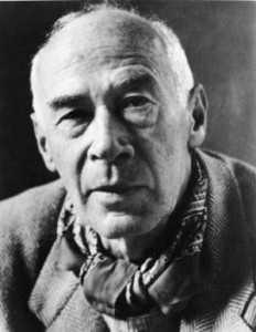 Portrait of American novelist Henry Miller (1891 - 1980), 1950s. (Photo by Hulton Archive/Getty Images)